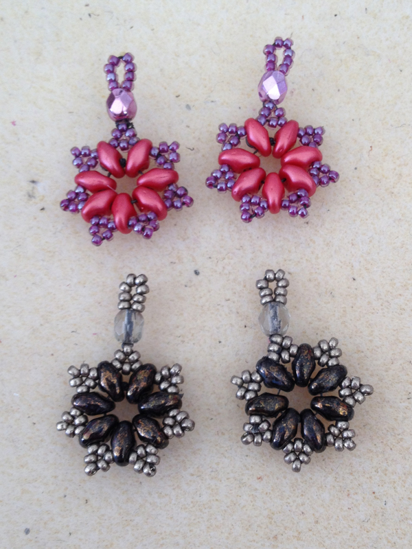 Florette-Earrings