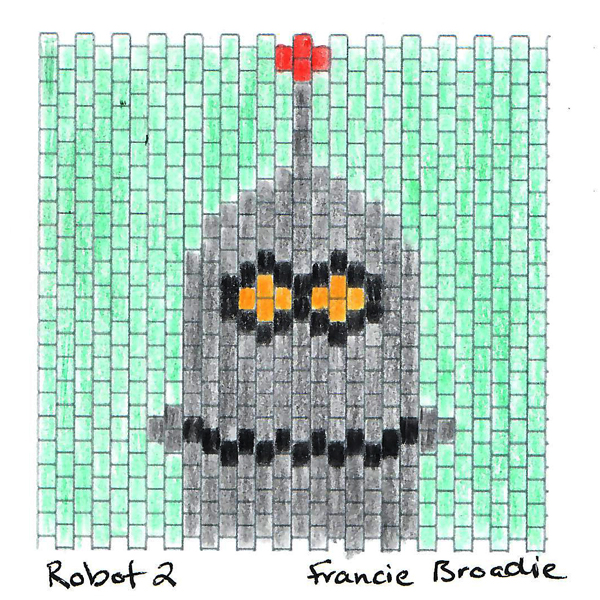 Robot 2 Square